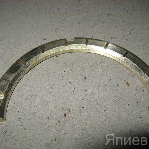 Полукольцо упорное к/в К-700 норм (бронз.) (7 мм.) 7511.1005183 (Автодизель) а1