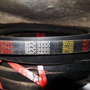 Ремень УВ-3550 (SPC-3550) Акрос, Вектор, Дон (EXC)
