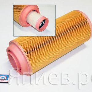 Фильтр воздушный JCB (h=375; d наруж.=159) С16400/CF400, к-т