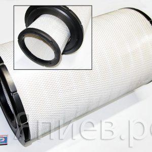 Фильтр воздушный Case-500 (h =635; d внутр.=178) AF26207/AF26208, к-т