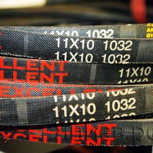 Ремень 11*10-1032 (XPA-1032) Палессе зубчатый (EXC Sanlux)