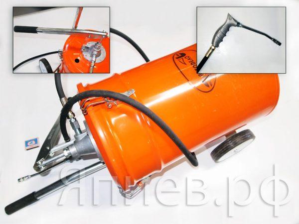 Маслонагнетатель (25 л) 42032 (АвтоDело)