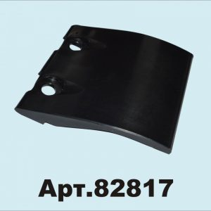 Пластина изнашиваемая Mac Don пластик (82817)