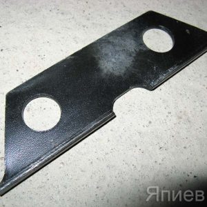 Пластина трения ножа косилки КЗНМ 08.402 (К) гр