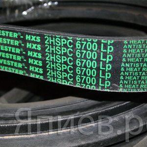 Ремень 2УВ-6700 Вектор, Дон (PIX-H)