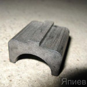 Вкладыш полуподшипника Енисей (металлокерам) КДМ 0058А (У) ап