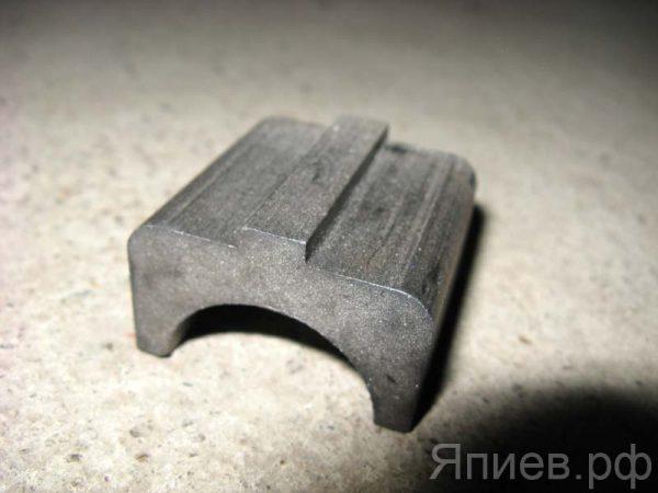 Вкладыш полуподшипника Енисей (металлокерам) КДМ 0058А ац