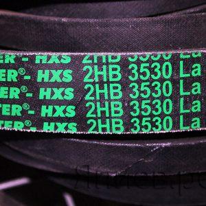 Ремень 2НВ-3530 La (2НВ-3468 Li) Лида (EXC Sanlux)