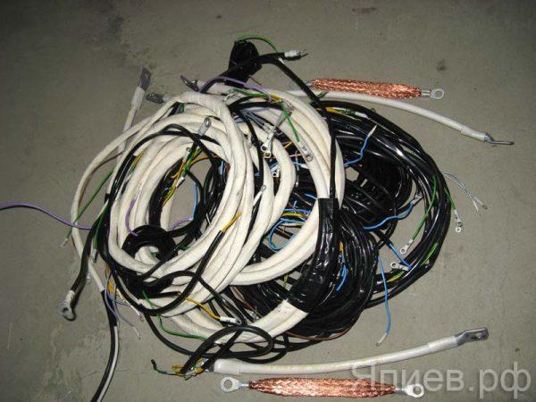 Электропроводка К-700А с тяж. проводами (12В) (РФ) ан