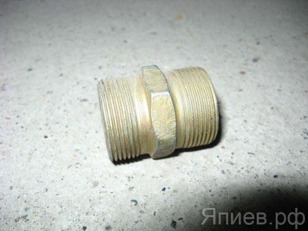 Соединитель РВД (штуцер) S 36-36 (У) кр