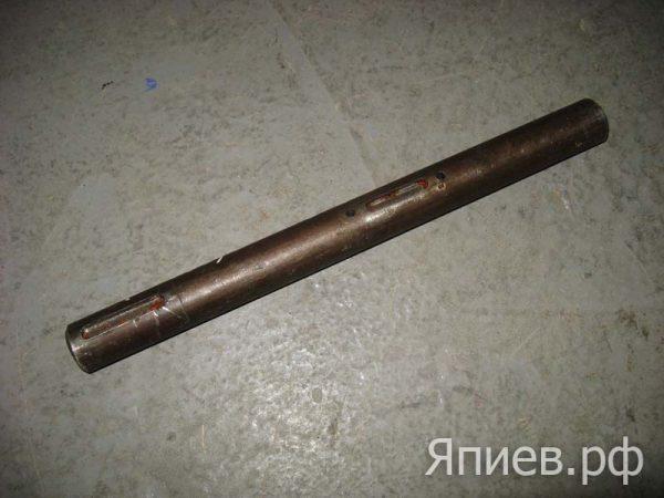 Вал верхний зернового элеватора Вектор, Дон (l=350 мм; d=30 мм) 10.01.50.621А (РФ) ан