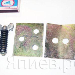 Прижим шпагата 'Киргизстан' АВШ 08.419-1 (РФ) е
