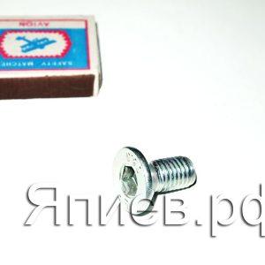 Болт косилки роторной М12*25 под шестигранник (П) ма