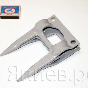 Палец двойной косилки Шумахер 17 мм (серый, основной) (16502.01)