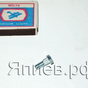Болт М6*16 Шумахер (крепление сегмента) (10931)
