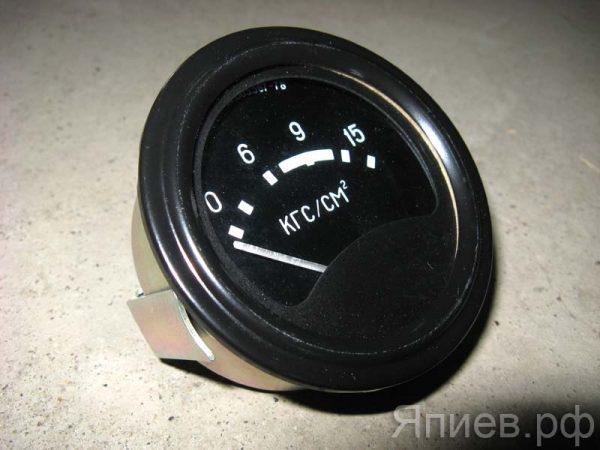 Указатель давления масла К-701 электр. (до 15 атм.) (12В) УК-138 (Владимир) ат