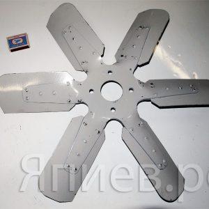 Вентилятор Т-150 (ЯМЗ) (метал., 6 лопастей) 236-1308012-А4 (ЯЗТО) п