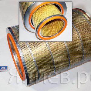 Фильтр воздушный К-744Р2 (h =458; d наруж.=360) DIFA 4331M/01, к-т