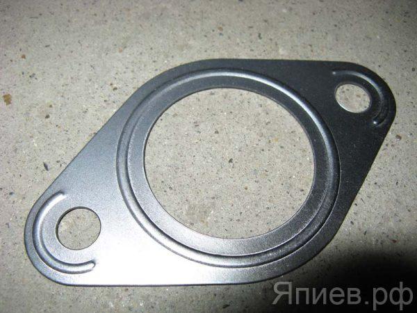 Прокладка коллектора  К-700 выпуск. (металл) (d=48) 238Ф-1008027 (ЯЗТО) п