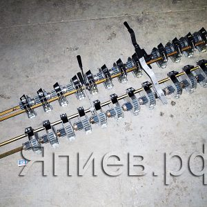 Аппарат высевающий СЗ-3,6 лев.+прав. (24 мет. катуш.) (РФ) ср, к-т