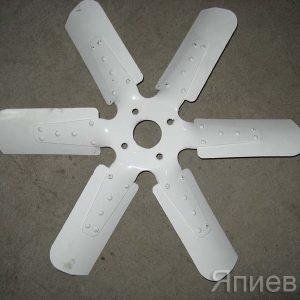 Вентилятор К-700 (метал., 6 лопастей) 238НБ-1308012-Б (ЯЗТО) п