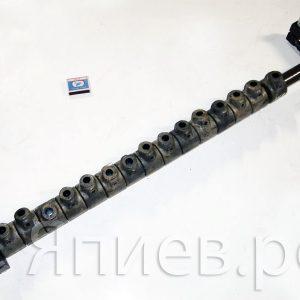 Механизм пальчиковый шнека Акрос, Вектор, Нива (палец 14 мм) 3518050-111550 (РФ) ан