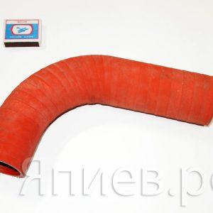 Патрубок радиатора МТЗ-1221 с/о верхний (красный) 142-1303010 я