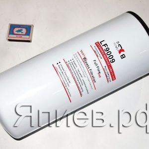 Фильтр масляный двигателя Case, Акрос, Вектор (h =293; d внутр.=57) LF9009 (К)