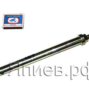 Вал высевающего аппарата СУПН (оцинк.) 126.13.601 (У) п
