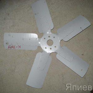 Вентилятор К-701 (метал., 5 лопастей) 240Б-1308012 (Автодизель) мм