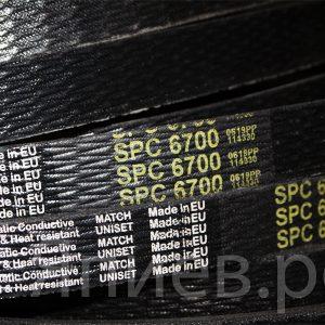 Ремень УВ-6700 (SPC-6700)  Вектор, Дон (EXC Sanlux)