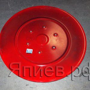 Диск скользящий косилки 1,65 (П) (красный) (14 кг) 8245-036-010-528 ма