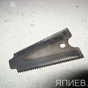 Пластина противорежущая косилки Н066.52 (Симферополь)