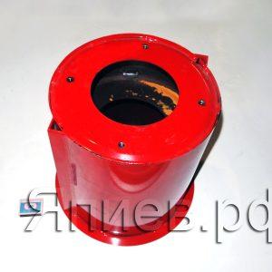 Корпус барабана (ведро) Wirax (П) (красн.) (5,8 кг)
