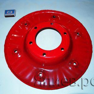 Диск опорный (между скользящим и рабочим) Wirax (3 кг; красн.) 8245-036-010-340 тг