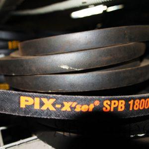 Ремень УБ-1800 (SPB-1800) Акрос, Вектор, Дон, Полесье (PIX-H) (И)