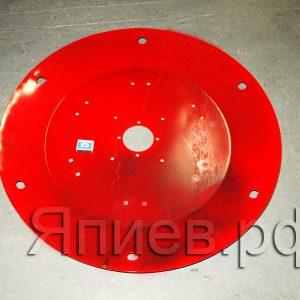 Диск рабочий косилки Wirax 1,85 (красный) (d=87 см) (21,4 кг) ма