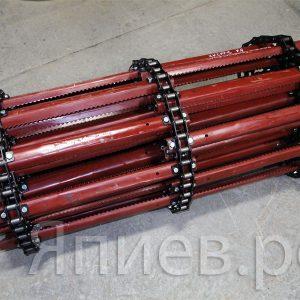 Транспортёр НК Енисей, Нива, Полесье-812 усил. (112 см, на заклёпках) (красный) ЖКН 5-4-32 (РФ) а