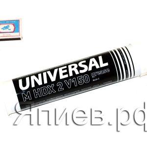 Смазка пластичная Universal M HDX 2 V150 Grease (чёрная; 400 г)