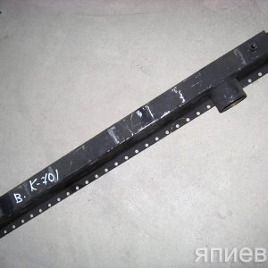 Бак радиатора К-701 верхний (серый) (4,3 кг) 701.13.01.010 (СПб) мх