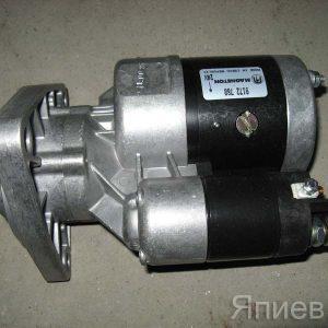 Стартер МТЗ-1221 (24В, 3,5 кВт) с редуктором 9172780 (Magneton) (Чехия) п