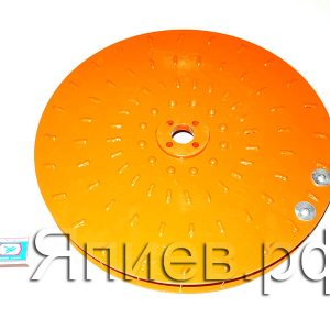 Ротор вентилятора СУПН-8А н/о 509.046.1590 (У) ф