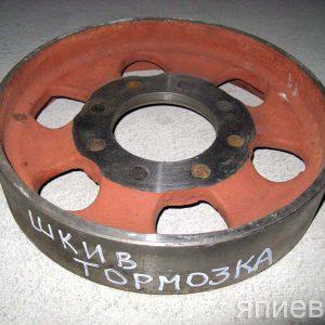 Шкив тормозка кардана Т-4  М04.36.115 са