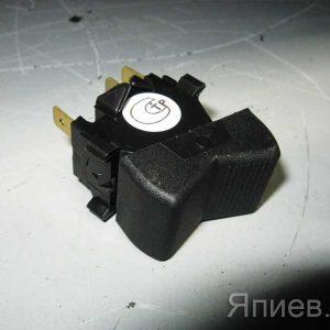 Переключатель клавишный МТЗ (3-х контактный) П147-01.17 (Автоарматура) ат