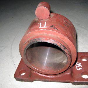 Опора вала рычагов навески К-700 (з-д) (красная) (13,3 кг) 700А.46.28.530 (СПб) мх