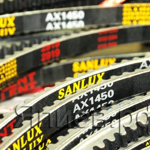 Ремень 11*8-1450 (AX-1450) зубчатый (EXC Sanlux)