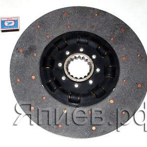 Диск сцепления Нива (СМД-18) (4,2 кг) (пружины закрыты) (К)