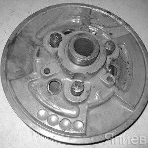 Шкив барабана Енисей малый (серый) КДМ 2-141Б