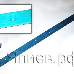 Накладка направляющей транспортера НК Акрос, Вектор, Дон (пласт.) 3518060-10064А (РФ) ан