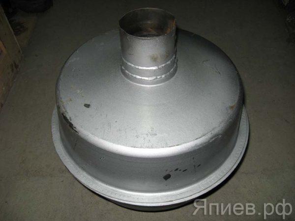 Глушитель Т-150 (СМД) (с юбкой) (7,6 кг) 72-07012.00 (РФ) ф